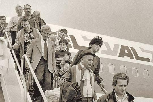 Ветеран израильской разведки – о прошлом и настоящем