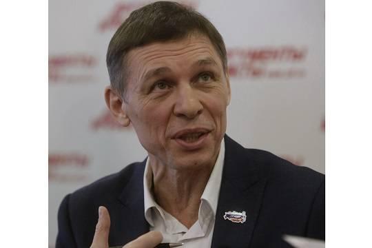 Владимир Михайлов внёс поправки в Федеральный закон «О выборах Президента РФ»