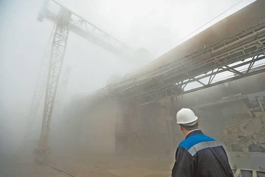 Власти Ульяновской области решили строить цементный завод. фото: Руслан Шамуков/ТАСС