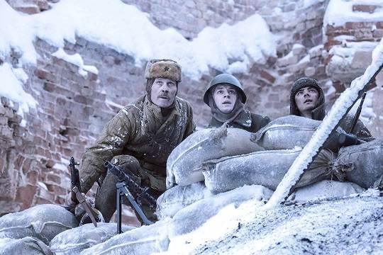 Военная драма «Ржев» составила конкуренцию «Великому Гэтсби»