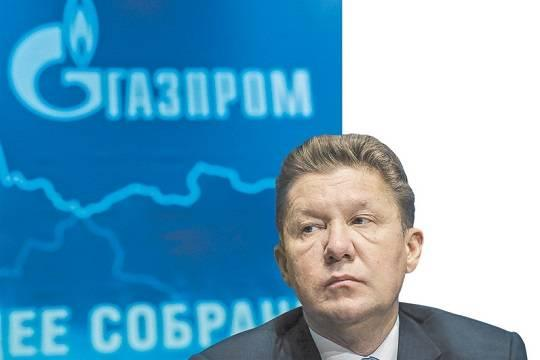За чей счёт Алексей Миллер финансирует убыточный экспорт газа