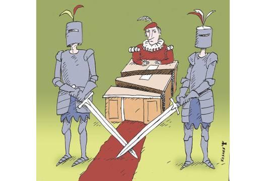 Зачем главам регионов навязали телохранителей из Росгвардии?