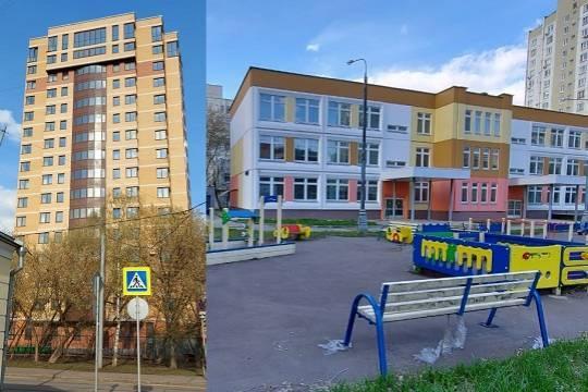 ЖСК-3 на Новосущёвской 37 с 2016 года не может передать в эксплуатацию детский сад и квартиры