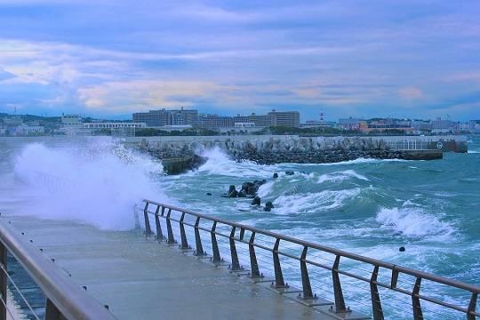 11 миллионам японцев порекомендовали эвакуироваться из-за надвигающегося тайфуна