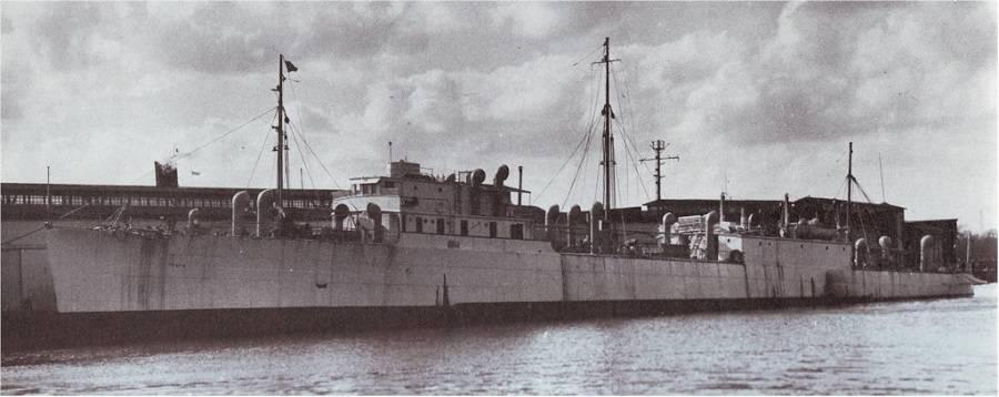 Теара во время войны
