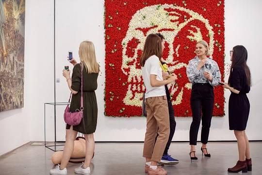 50 000 человек посетило фестиваль современного искусства EverArt Weekend