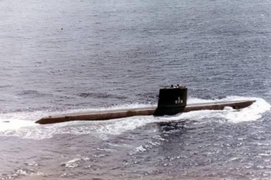 89 советских моряков погибли из-за тарана К-129 американской подводной лодкой