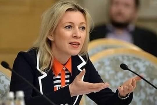 Агентство Regnum решило подать всуд наМарию Захарову