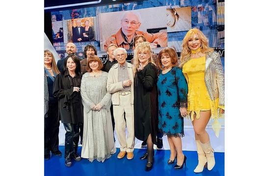 Алла Пугачева впервые за долгое время пришла на ток-шоу