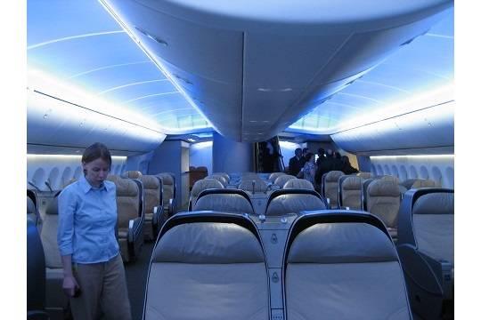 Житель америки пожаловался наавиакомпанию, взвешивающую пассажиров
