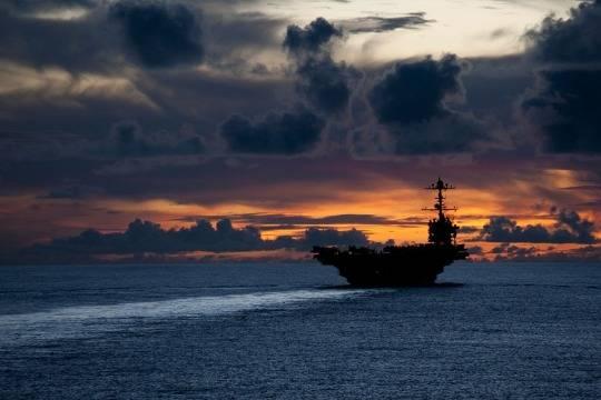 Американский адмирал заявил, что готов нанести ядерный удар по Китаю