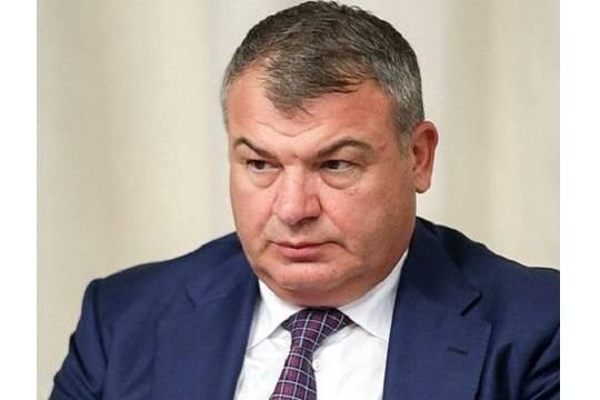 Анатолий Сердюков возглавил корпорацию-производителя самолетов Sukhoi Superjet-100