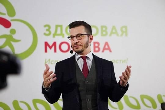 Андрей Курпатов собрал более тысячи людей в лектории «Здоровой Москвы»