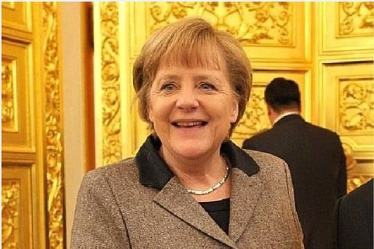 Ангела Меркель отправилась вдлительный отпуск