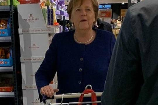 В супермаркет за туалетной бумагой и вином