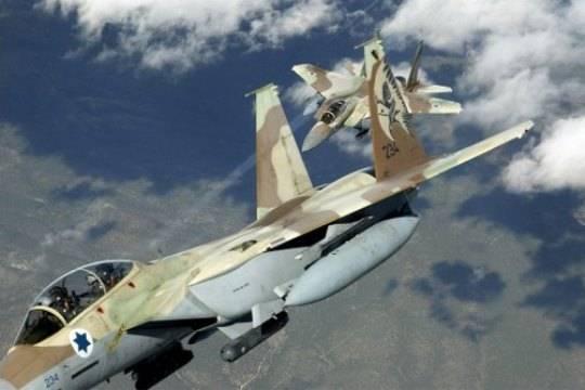 Армия обороны Израиля опровергла уничтожение своего самолета над Сирией