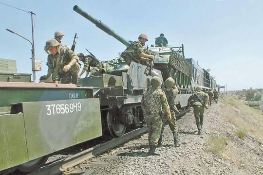 Армия России до сих пор использует вооружение полувековой давности