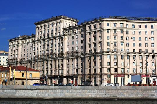 Архитектура Москвы: уникальные планы застройки столицы представят на выставке в Доме на Брестской
