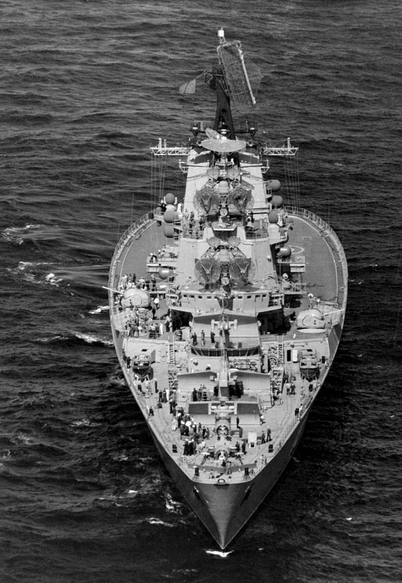 Авианосцы Советского Союза формально были крейсерами