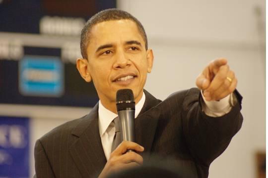 Обама преждевременно проголосовал забудущего президента США— Выборы вСША