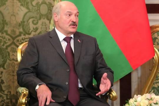 Белоруссия испытывает беспрецедентное давление – Лукашенко