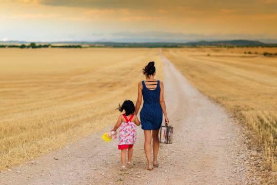 Без вести пропавшую молодую мать нашли под Волгоградом