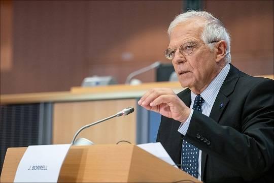 Боррель допустил дальнейшее ухудшение отношений ЕС и России