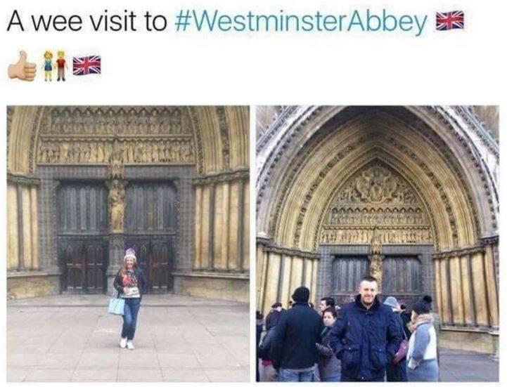Одинокая британка 4 года имитировала отношения в социальных сетях