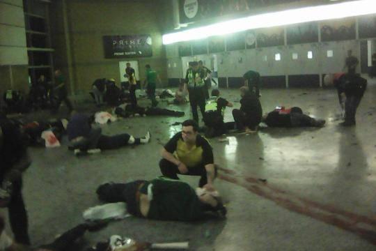 Британские полицейские сообщили о задержании десятого подозреваемого по делу о теракте в Манчестере