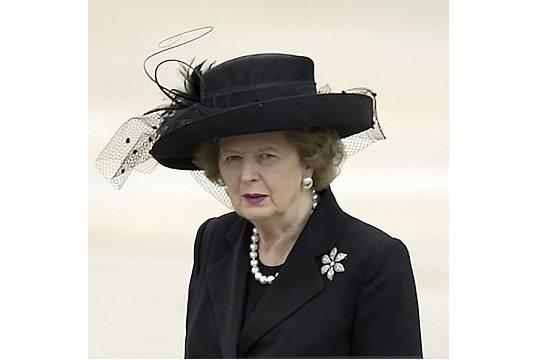 Маргарет Тэтчер «ненавидела немцев»