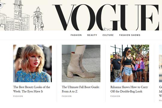 Британский Vogue заменит моделей на обыденных женщин