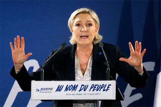 Будущее европейского континента решится на президентских выборах во Франции