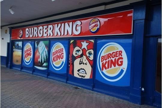 «Бургер Кинг» в новой рекламе завуалированно «послал» своего конкурента «Макдоналдс»