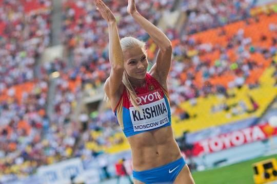 Дарья Клишина примет участие в Олимпиаде