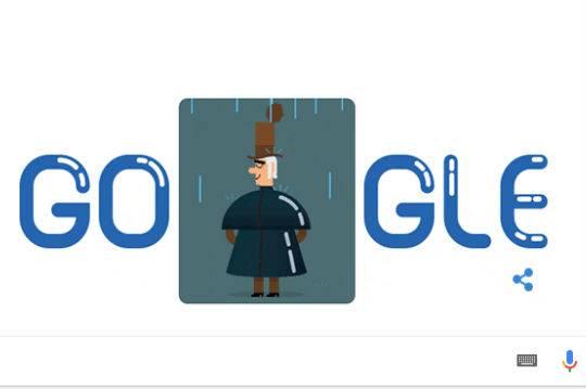 Исполнилось 250 лет содня рождения изобретателя Макинтоша