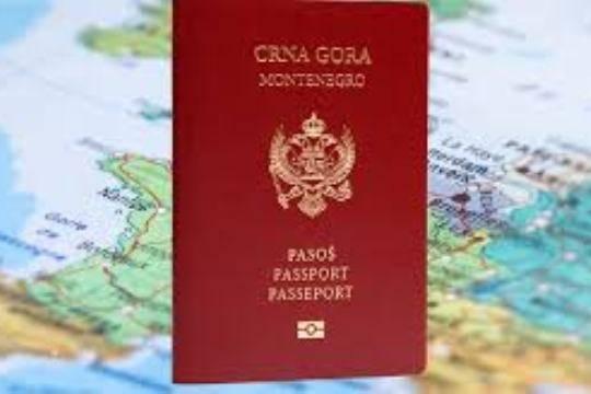 Черногория анонсировала отказ от выдачи золотых паспортов