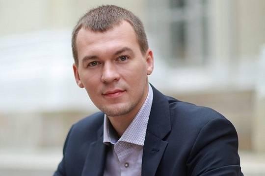 Дегтярёв начал перестановки в администрации Хабаровского края