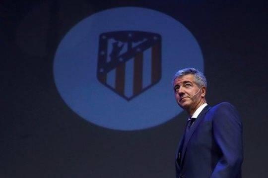 Исполнительный руководитель «Атлетико» непрошел пограничный контроль вШереметьево из-за потери паспорта