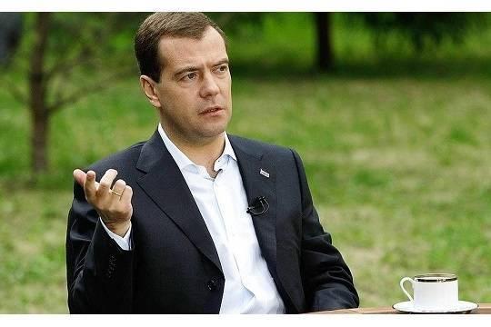 «Победить терроризм можно только общими усилиями»— Медведев