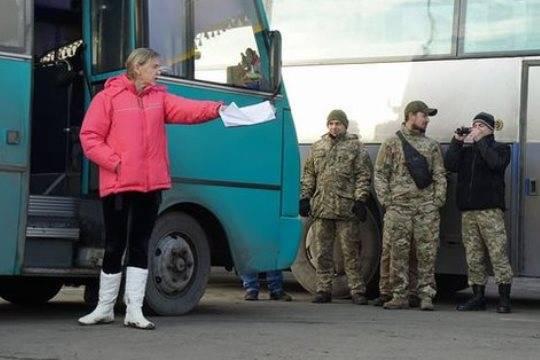 ВДонбассе состоялся самый масштабный обмен пленными