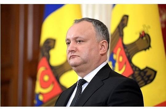 Додон рассказал о предстоящей акции протеста в Кишинёве
