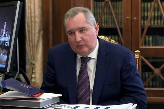Доходы Рогозина выросли почти в два раза в 2020 году