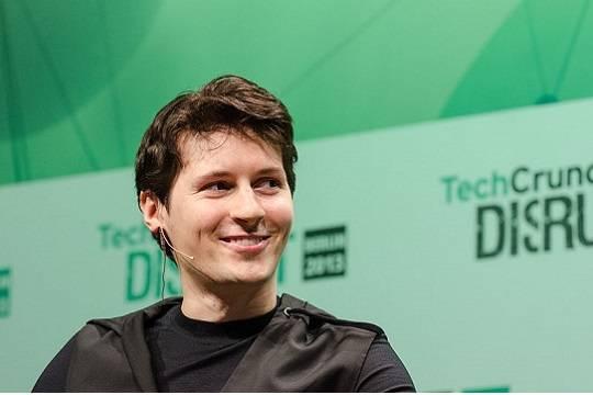 Павел Дуров проинформировал опривлечении $850 млн наблокчейн