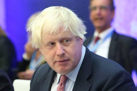 Джонсон прокомментировал идею о введении в Британии ковид-паспортов
