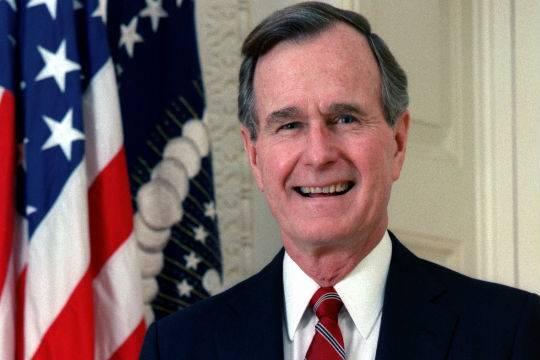 Джордж Буш-старший госпитализирован в Техасе