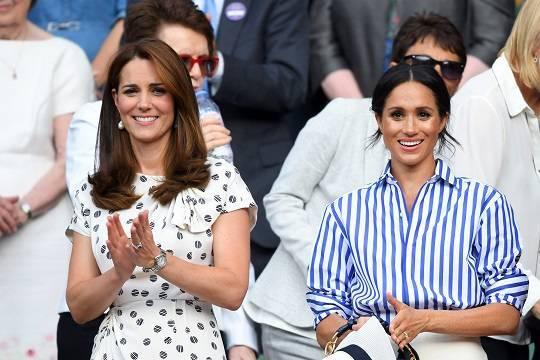 Елизавета II потребовала от Меган Маркл перестать конкурировать с Кейт Миддлтон