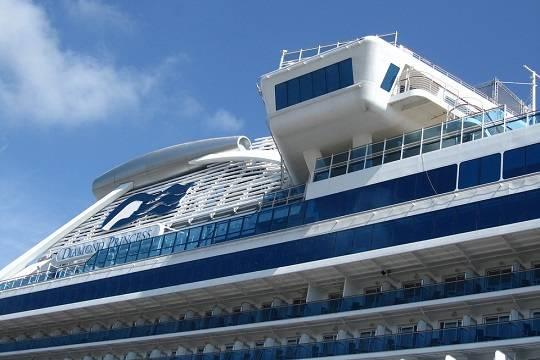 Ещё у двух граждан РФ на лайнере Diamond Princess выявили коронавирус