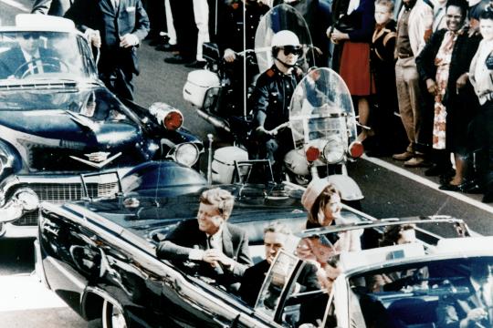 ФБР разрешило опубликовать все документы по делу об убийстве Кеннеди