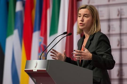 УОБСЕ должен быть полный доступ кгранице Украины сРоссией,— Могерини