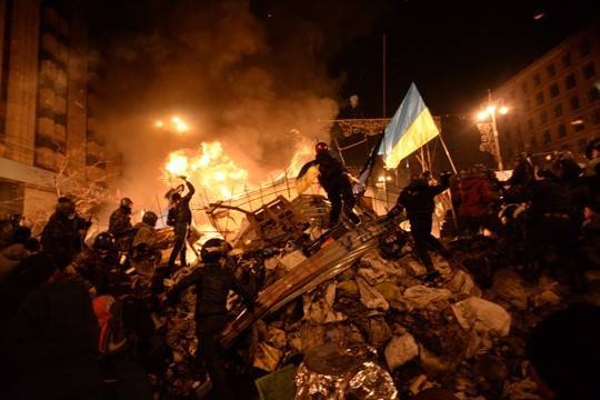 Фильм «Украина вогне» вызвал истерику вКиеве